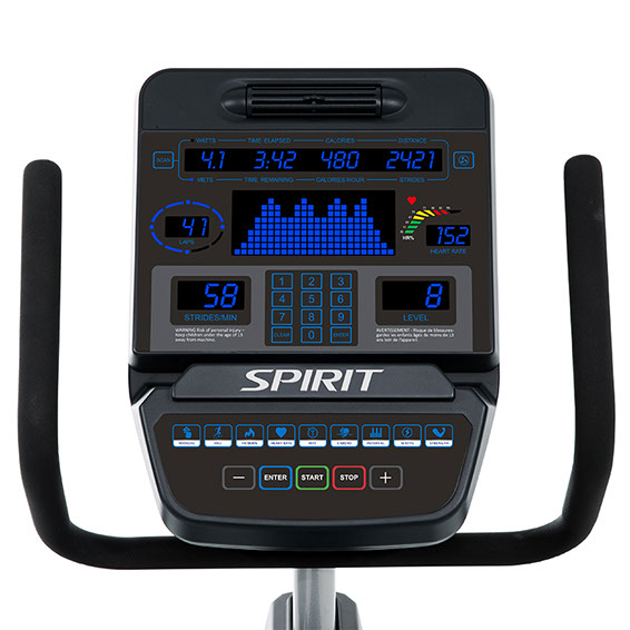 Spirit Fitness CE900 Console