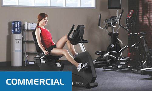 Spirit Commercial Fitness Products
