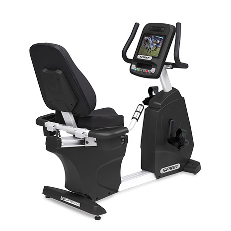 Spirit Fitness CR800 ENT Recumbent BIKE