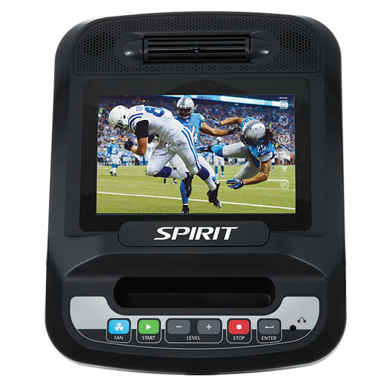 Spirit Fitness CR900 ENT console