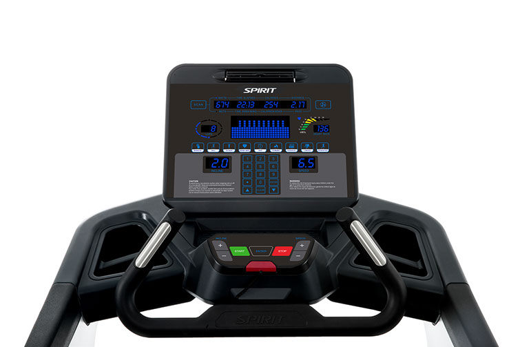 Spirit Fitness CT900 Console