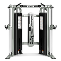 Spirit Fitness Commerical ST800FT Functional Trainer.