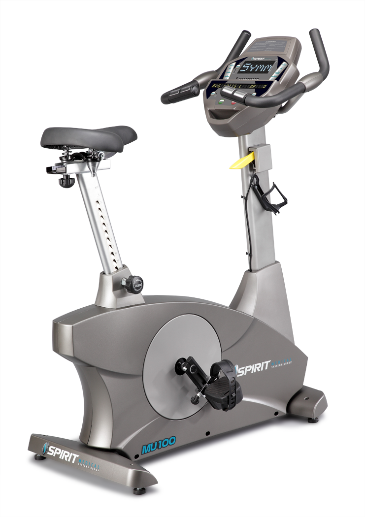 Spirit Medical MU100 Upright Bike