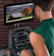 Spirit Fitness CT800 TV Bracket
