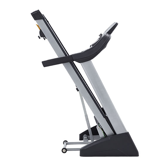 Spirit Fitness XT185 folded view